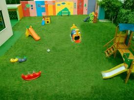 Ο κήπος του σχολείου μας