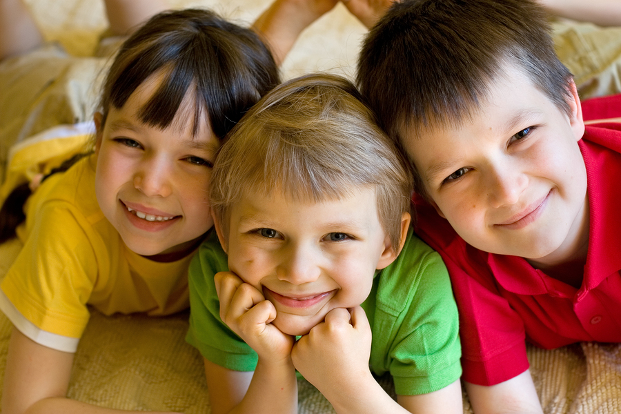 Χαρούμενα παιδάκια 2