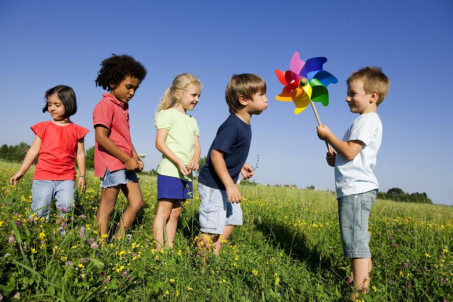 Χαρούμενα παιδάκια 5