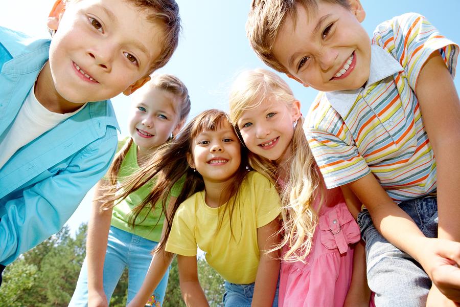 Χαρούμενα παιδάκια 4